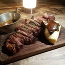 Steak ($40)
