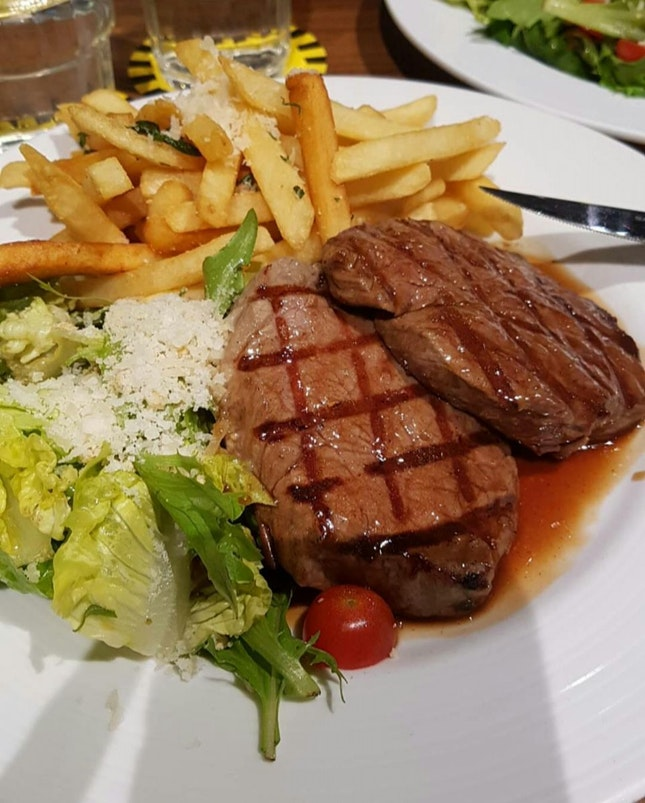 Steak And Fries ($28)
