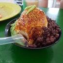 Nyonya Chendol ($1.50 + $1 For Toppings)