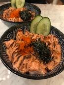 Salmon Mentaiko Don ($16.50)