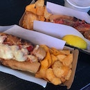 Cheesy Lobster And Connecticut Set ($19.90)