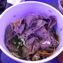Beef Bibimbap ($9.90)