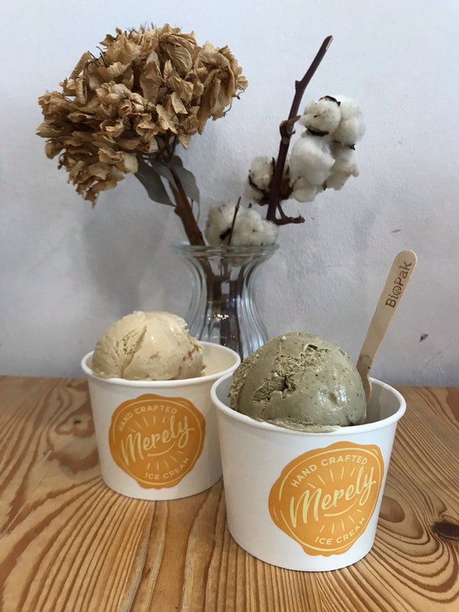 Doubles Scoops ($7.40)