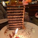 20 Layer Chocolate Cake ($28)
