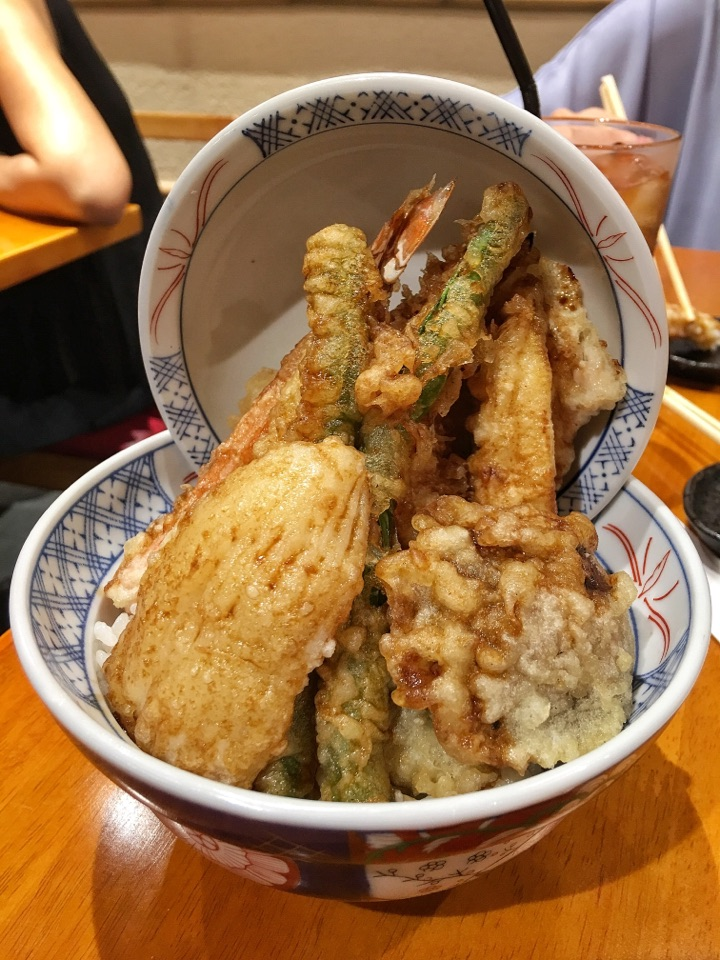 Kohaku Tendon ($14.90)