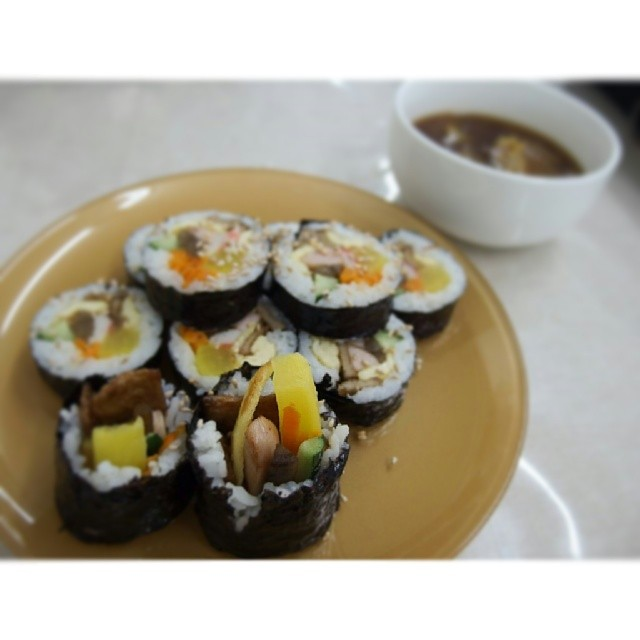 Review-  Awesome place for home made Korean food.