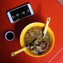 Mixed Tenderloin and Stomach Soup (S$8.50)  My ultimate bowl of comfort food.