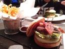 Blue Moon Burger