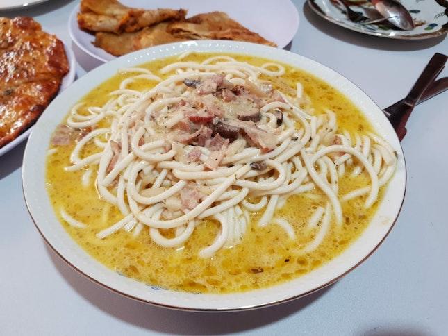 Fish Noodles Laksa