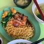 Traditional Wanton Noodle (Albert Centre Market & Food Centre)
