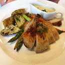 Lunch with sis at #marmaladepantry - #burpple #lunch #chicken #fish #hotel #weekend #chill #food #relax #sunday