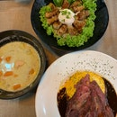 Japanese food - Far East Plaza