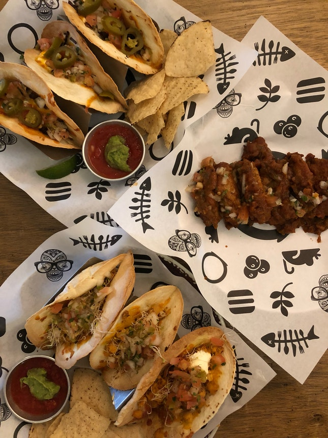 Quirky, Halal Mexican Cuisine
