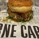Beef Chimichurri Burger