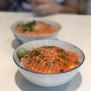 Affordable Salmon Bowls
