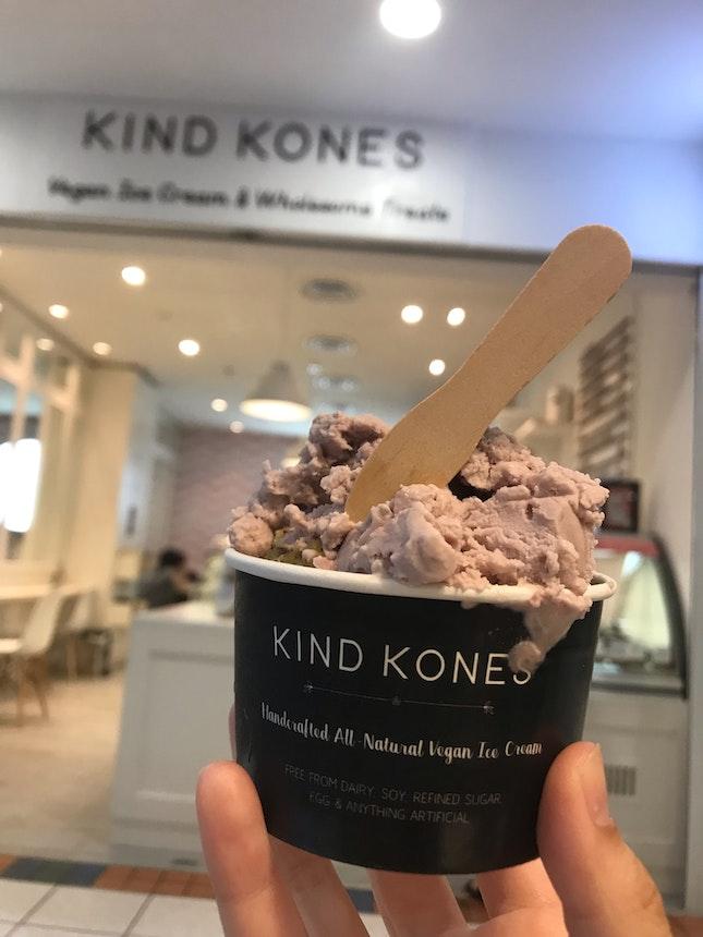 Rich and Creamy Vegan Ice Cream