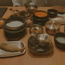 Assortment Of Korean Dishes
