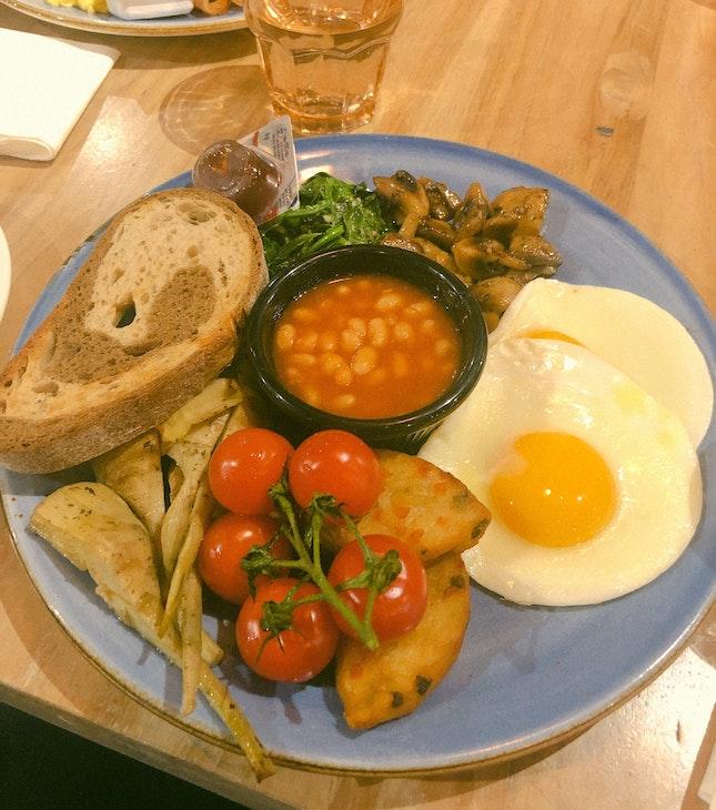 Vegan Big breakfast