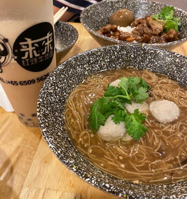 Affordable taiwan cuisine