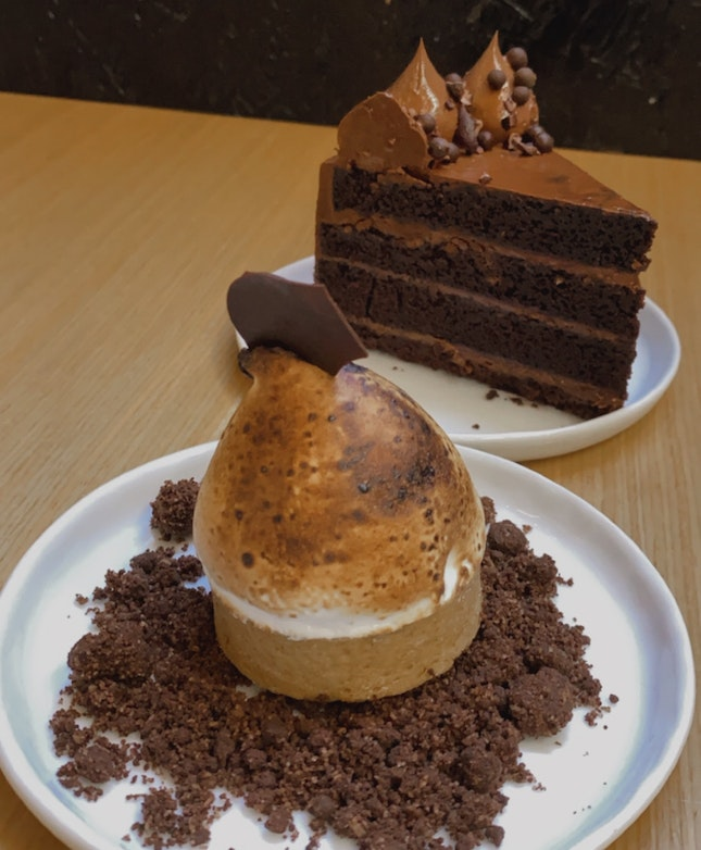 Cakes.. that are not worth the calories