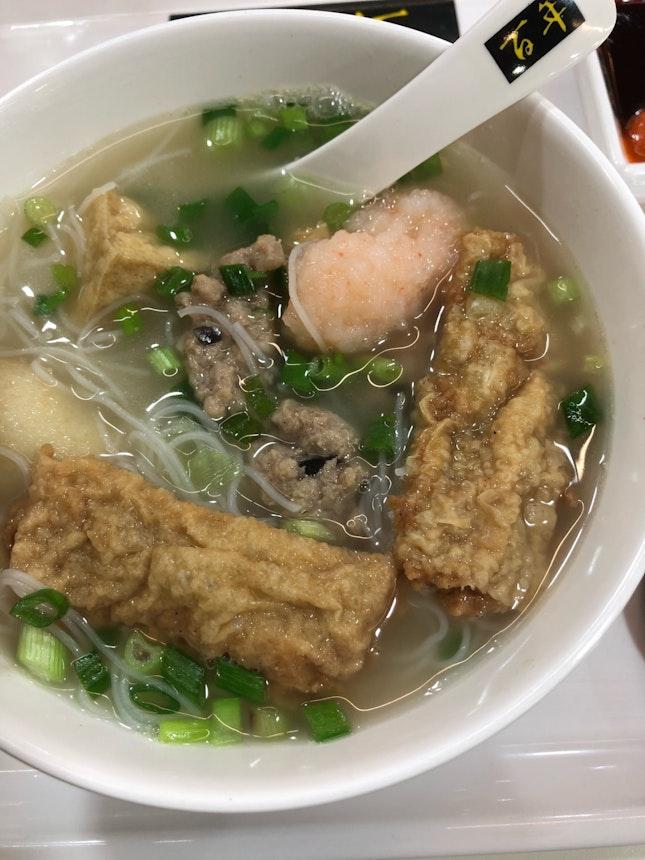 Rare Prawn Paste In Yong Tou Fu