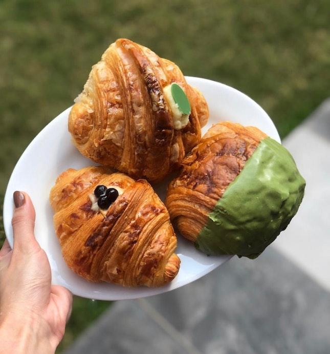 Croissant Fiesta