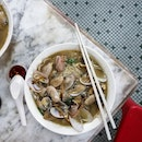 Superior Clam Soup With Rice Vermicelli