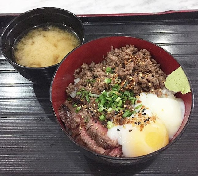 Truffle Wagyu Donburi ($16) - This bowl lived up to its name.