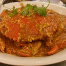 chilli crab is very delicious