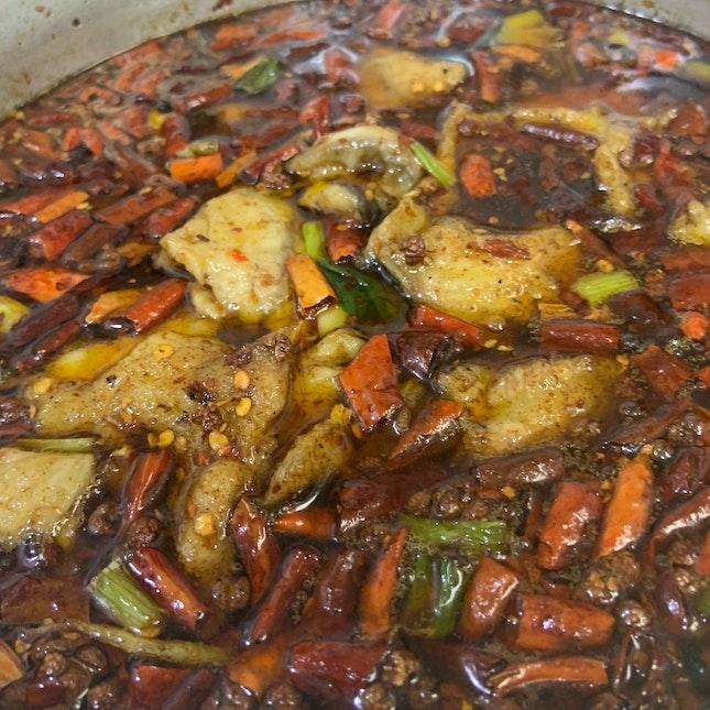 Super Authentic Si Chuan Cuisine!