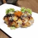 Cod Fish W Bean Paste