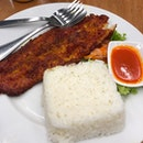 $12.90 Grilled Fish With Rice