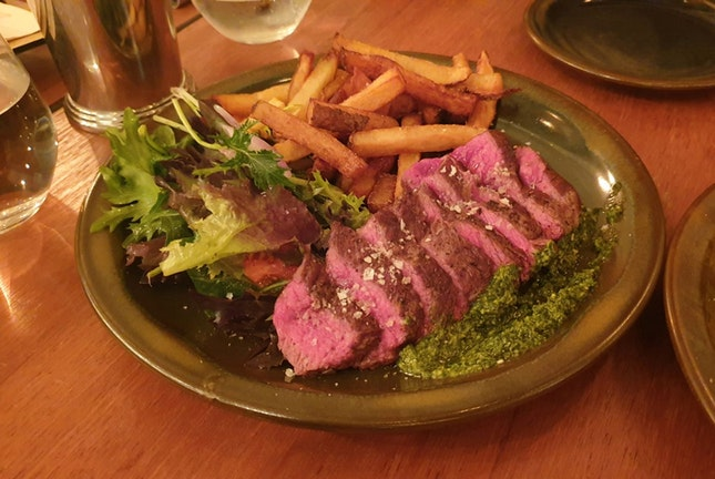 The Kitchen's Beef ($37)