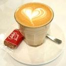 Latte ($3.90)