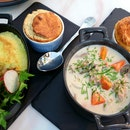 The Rise of Savoury Soufflés