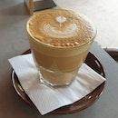 Latte ($6)
