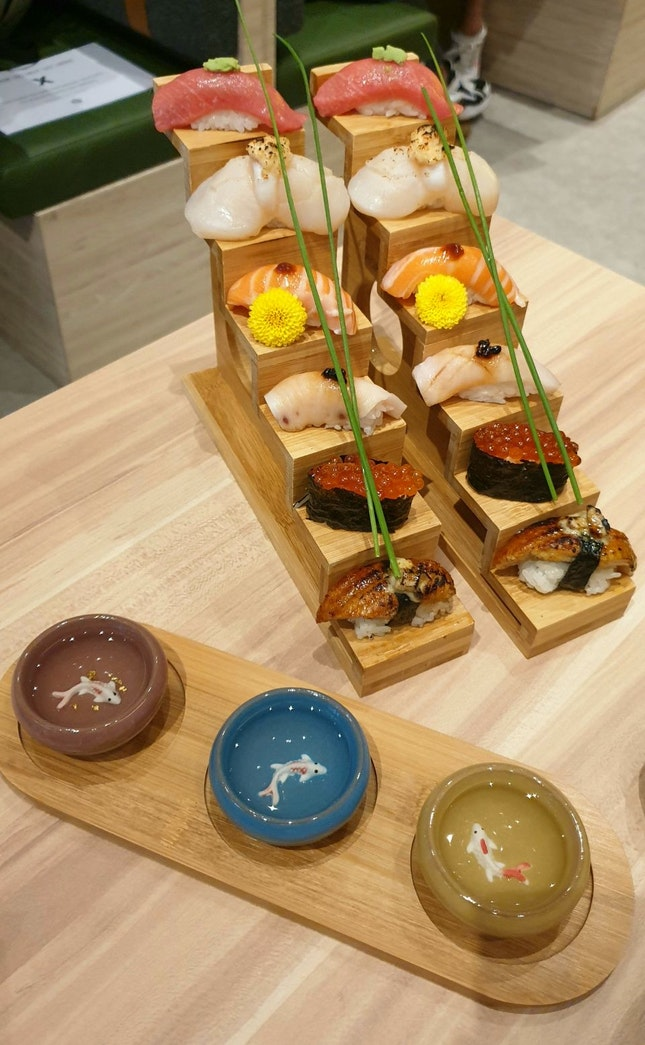 Casual Japanese Fare with An Elevated Experience
