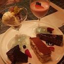 MazzO Dessert Platter ($28)