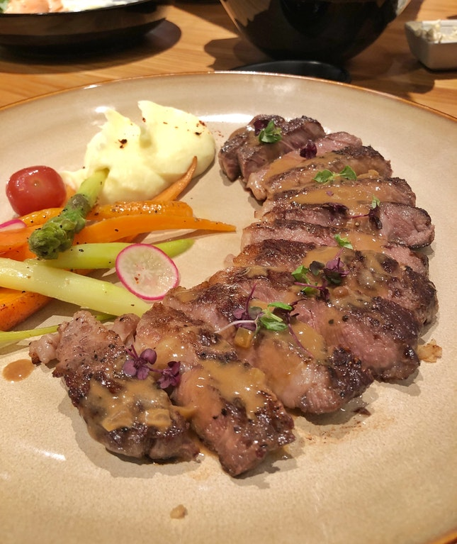 Steak Of The Day ($25)