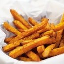 Fluffy Sweet Potato Fries