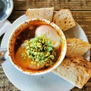 Baked Eggs Cocotte