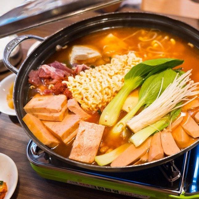 Korean Soups