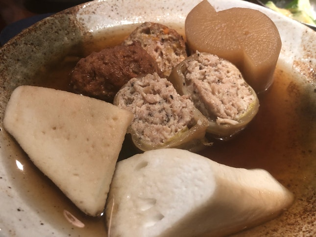 Oden Galore