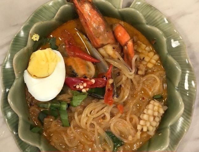 Thailicious Boat Noodle: Not-so-Delicious Pad Thai
