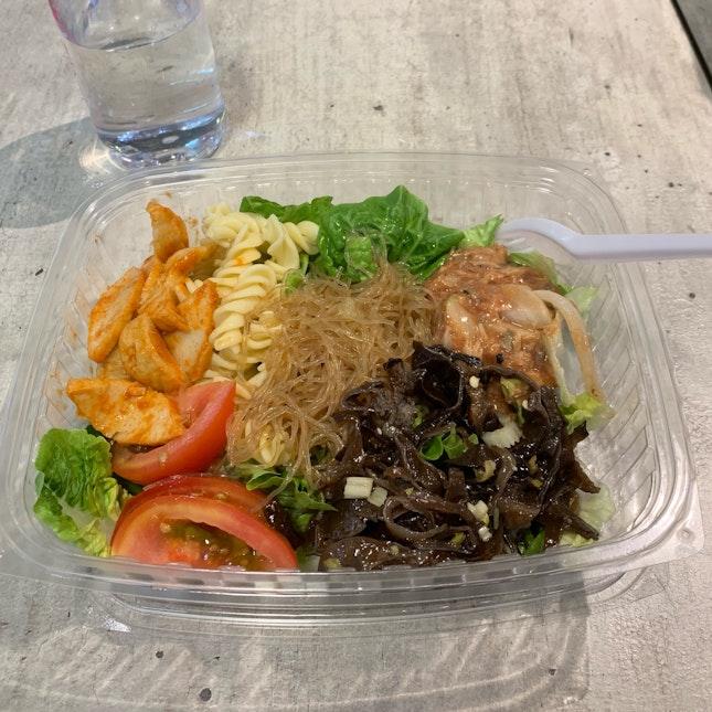 Basic Salad ($5.90)