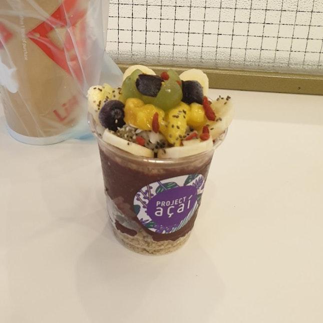 Small Acai Bowl ($6.90)