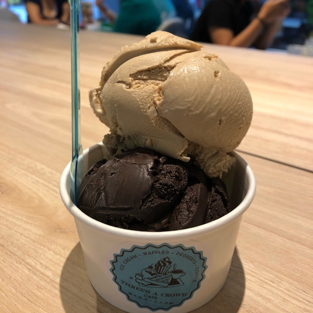 Double Scoop ($6.50)