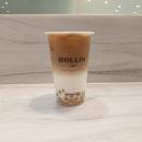 Honey Black Tea Latte ($4.90)