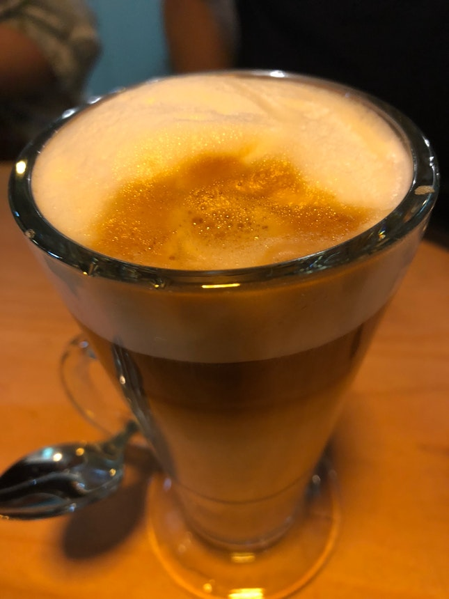 Speculoos Latte ($5.30)