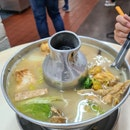 Fish head Steamboat  ($25)
